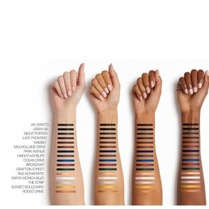 NARS Makeup - NARS Kohliner long lasting Al Tipiano New